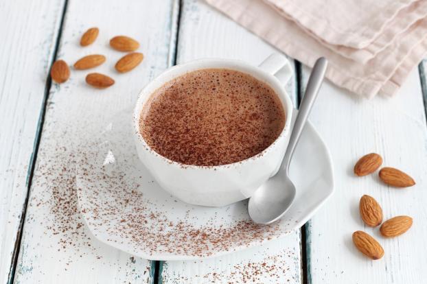 chocolat chaud mug
