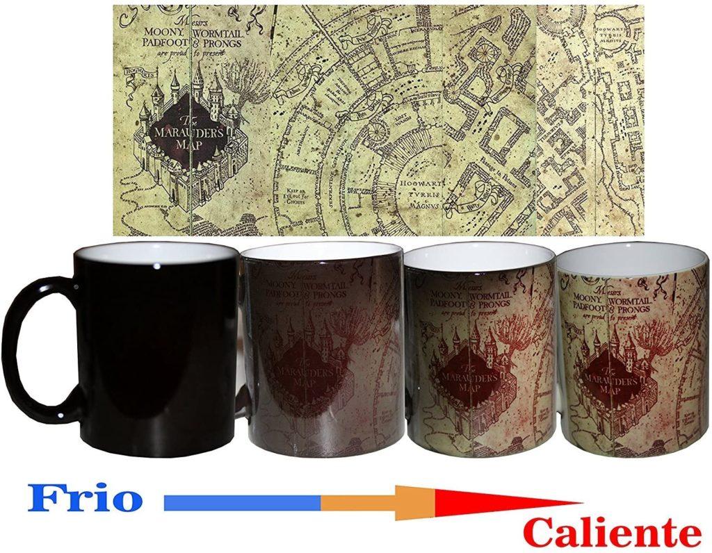 tasse magique potter